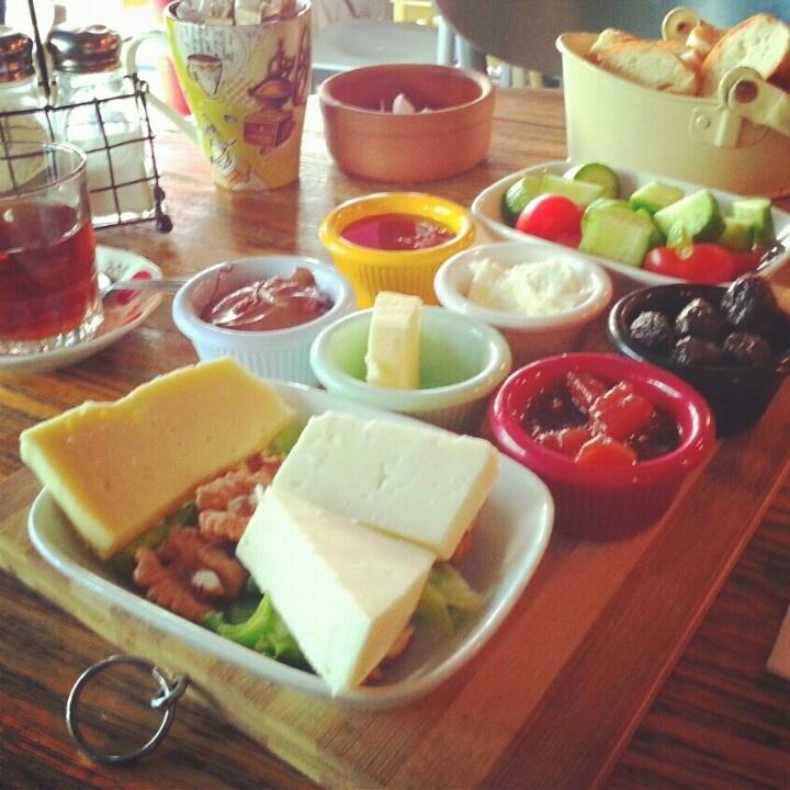 Istanbul Turkey Breakfast