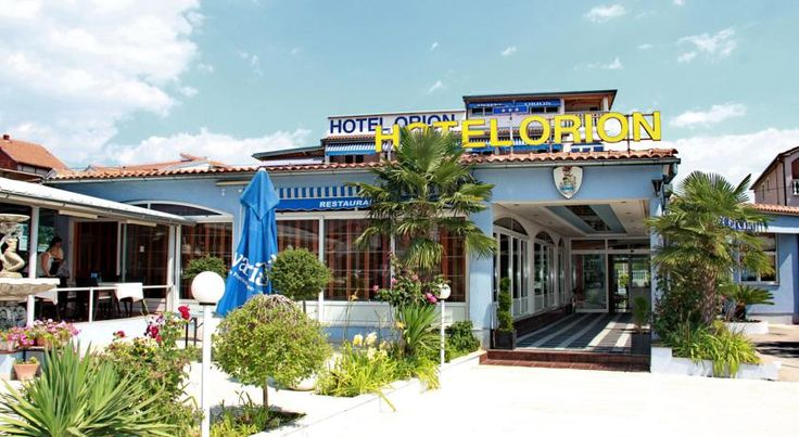 Hotel Orion Vodice The family hotel Orion is located in Vodice in northern Dalmatia, 400 metres from the beach. It offers air-conditioned rooms with satellite TV and there is free parking available.  Orion Hotel features its own restaurant with a terrace and a...