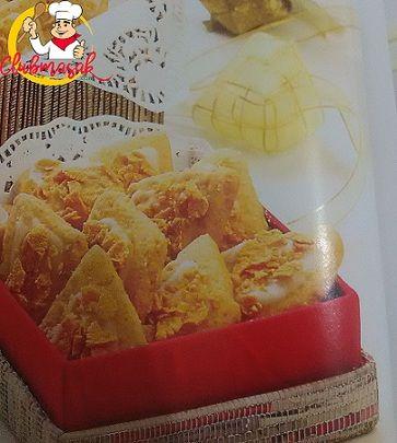 Resep Kue Jagung Keping Lapis Glasur, Resep Kue Lebaran Terbaru, Club Masak