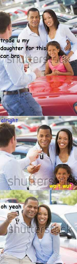 Trading: | 25 Stock Photos Made Better With Completely Inappropriate Captions