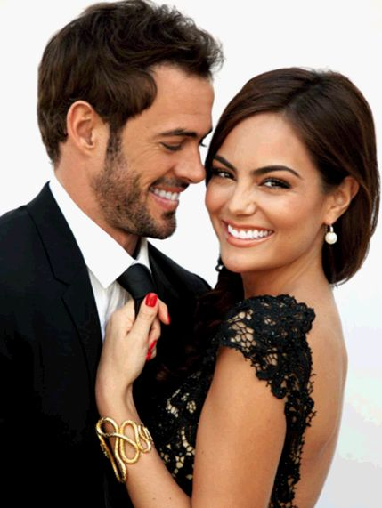 Ximena Navarrete and William Levy, lovely couple.
