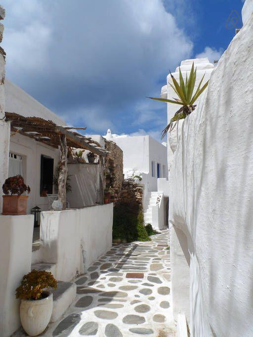 Entrance Airbnb Sikinos