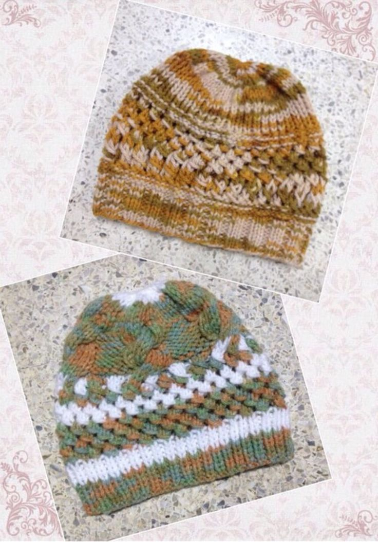 Knitting Hats #WiWa