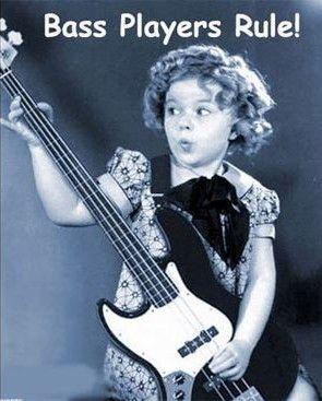 Bass Player's Rule!