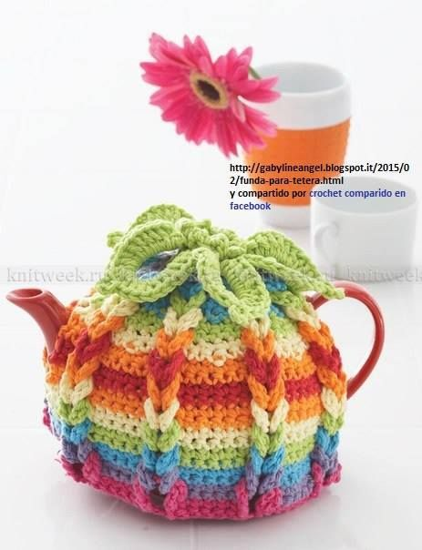 (6) Croche Terapia⊱ - Croche Terapia⊱ agregó 2 fotos nuevas al álbum...