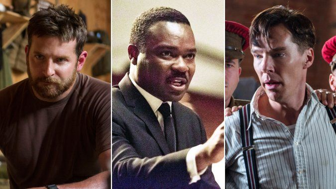 Oscar Box Office: 'American Sniper,' 'Imitation Game,' 'Selma' Poised for Bump - The Hollywood Reporter