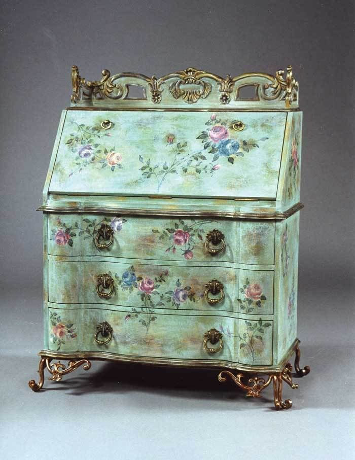 566 Best Images About Painted Furniture On Pinterest