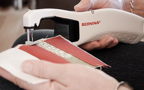 button sewing machine handheld