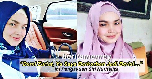 """Demi Zuriat Ya Saya Berkorban Jadi Berisi - Ini Pengakuan Siti Nurhaliza   Demi Dapat Anak Siti Nurhaliza Lalui Proses Family Planning Rela Berat Badan Naik Mendadak  Penyanyi tersohor Malaysia Dato Siti Nurhaliza kini selalu dikaitkan dengan berita kehamilan. Melalui majalah InTrend ada satu soalan mengenai berat badan Dato Siti Nurhaliza yang dikatakan mudah naik. Siti Nurhaliza menjawab dia sedang menjalani proses """"famili planning"""" dan kerana itu berat badannya mudah naik. Walaupun berat…"""