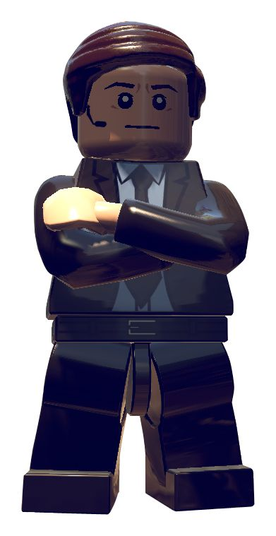 Philip COULSON | Earth 13122 | Lego Marvel SUPER HEROES