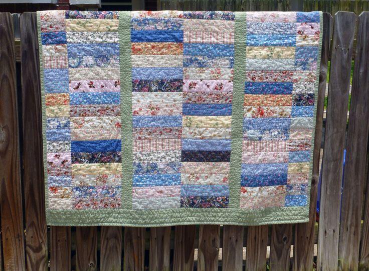29 best Rainbow Log Cabin Quilts images on Pinterest   Quilt ... : quilt shops chandler az - Adamdwight.com