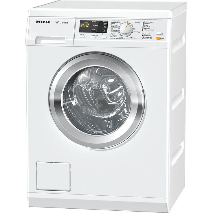 MIELE W CLASSIC WASHING MACHINE - FREESTANDING  #miele #washingmachine #atlanticelectric