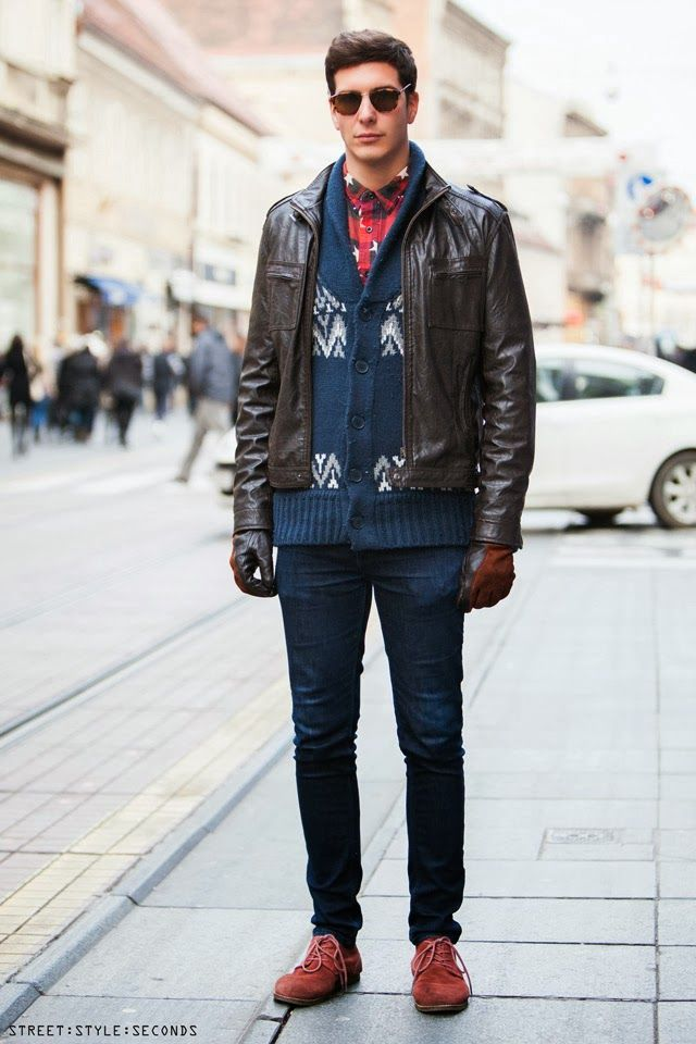 17 Best Images About Mens Fashion 2014 Winter On