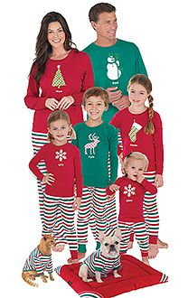 All Family Pajama Sets - PJs for the whole family   PajamaGram