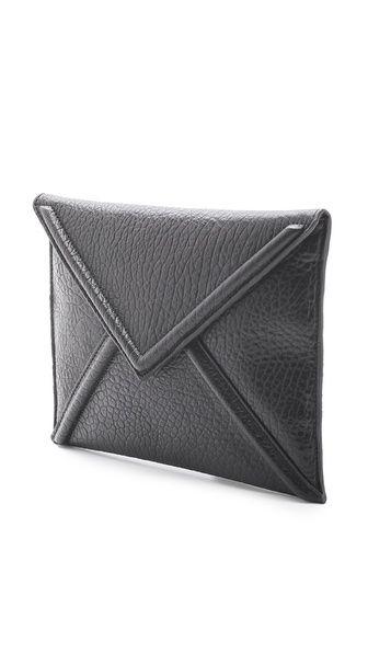 McQ - Alexander McQueen Клатч-конверт