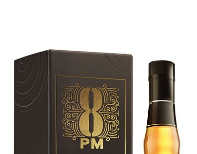 """Check out new work on my @Behance portfolio: """"8PM Packaging"""" http://be.net/gallery/55437127/8PM-Packaging"""