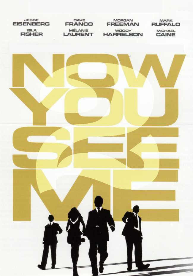 Ahora me ves 2  ( Now You See Me: The Second Act )