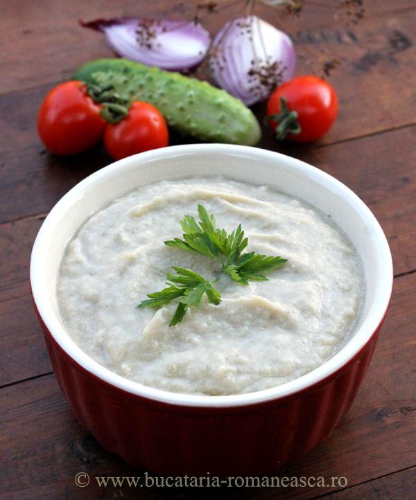 Salata de vinete dietetica | Retete culinare | Bucataria Romaneasca