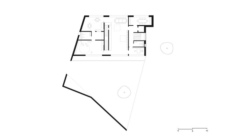 Kindergarten Valdaora di Sotto,Floor plan