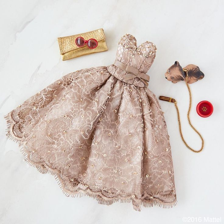 Feeling fancy! ✨ #barbie #barbiestyle