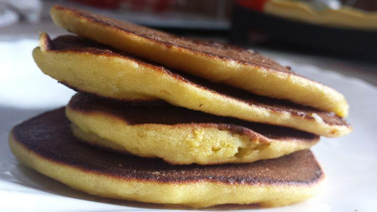 Pancakes pentru bebelusi - Emotii de mamica