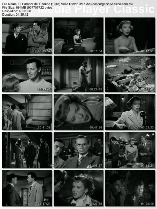 Road House (1948) Cine negro