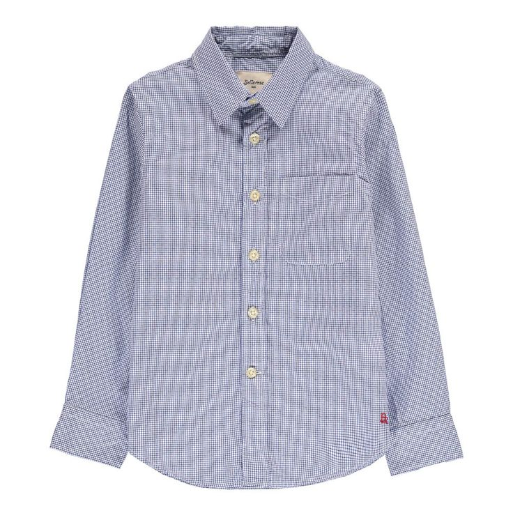 Ganix Slim Fit Checked Shirt-product