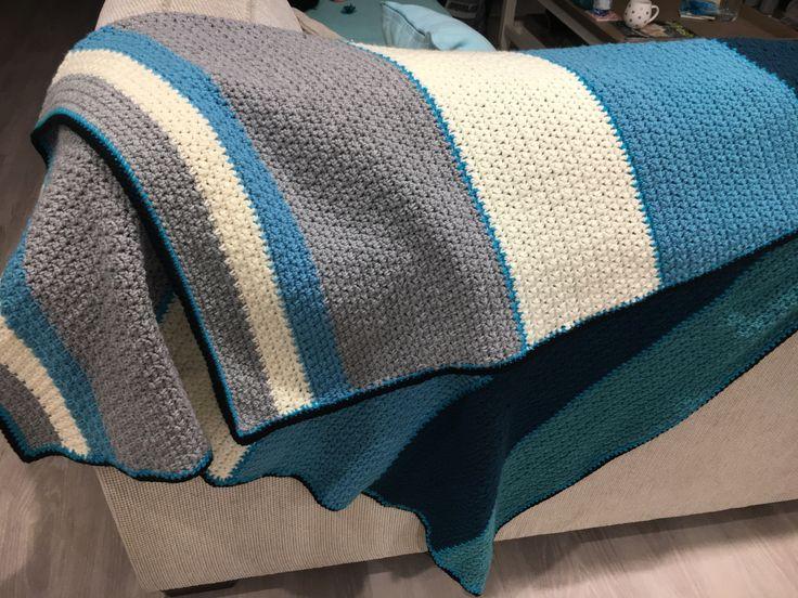 Crochet blanked
