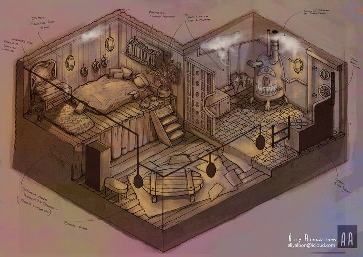 Steampunk designe interior buscar con google henrietta for House concept design