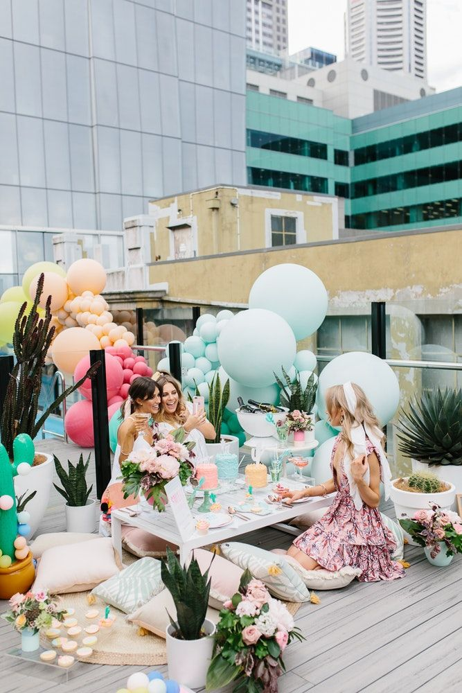 Best Decoration Ideas: Rooftop Pool Party Decorations Inspiration