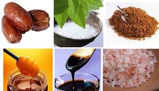 Recetas para Rebajar de Peso: Endulza tu dieta de forma natural