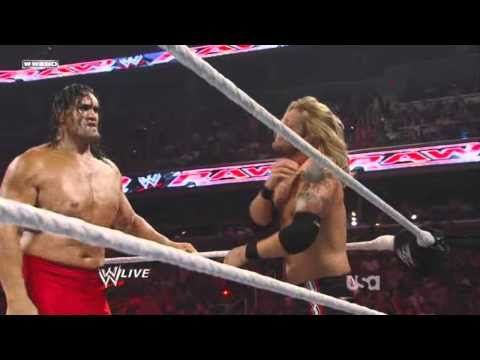 """Edge vs. The Great Khali - Funny video - http://positivelifemagazine.com/edge-vs-the-great-khali-funny-video/ http://img.youtube.com/vi/Eew4jLYsyrs/0.jpg  WWE all rights reserved. Click to Surprise me! ***Get your free domain and free site builder*** Please follow and like us:  var addthis_config =   url: """""""",  title: """""""""""