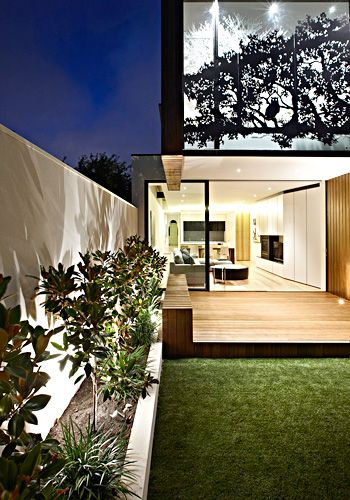 Nicholson Residence - 'Treetop House' in Middle Park, Victoria, Australia. Extension & Renovation