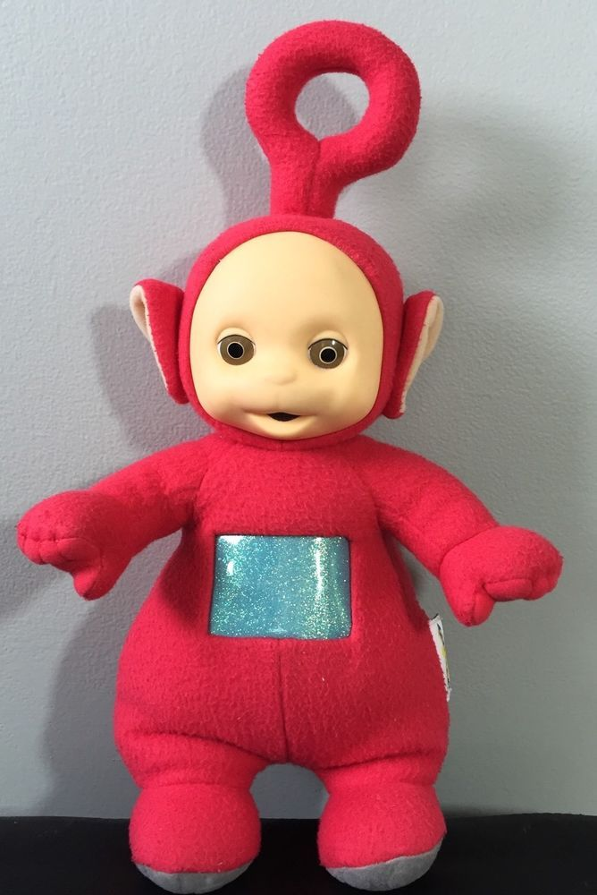 teletubbies figurines