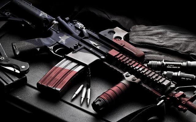 america and guns wallpaper - photo #4