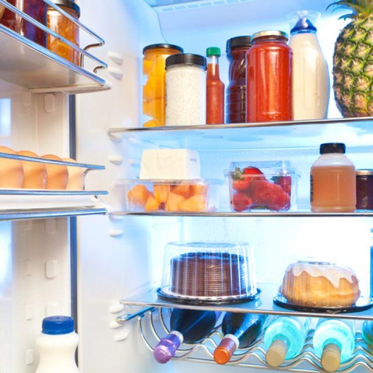 Die besten 25+ Kühlschrank organisieren Ideen auf Pinterest - ordnung kleiderschrank tipps optimalen einraumen
