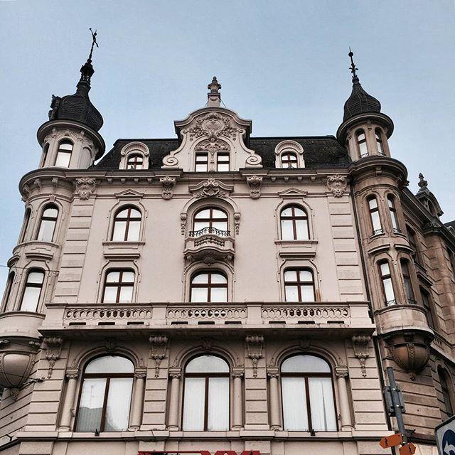 Those biscuit shades 🍪 . .  basel travel mytinyatlas palace castle architecture