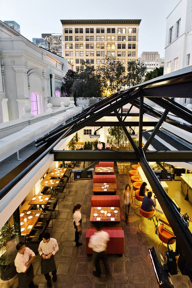 The 13 Best Bars & Restaurants in Downtown, Los Angeles - Where to Eat & Drink in DTLA