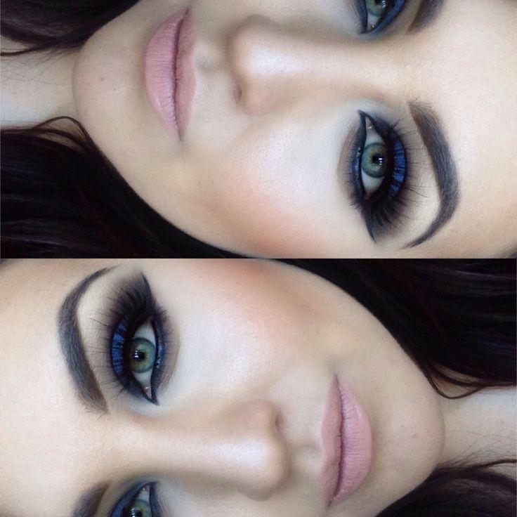 Makeup inspo prom formal makeup glamour