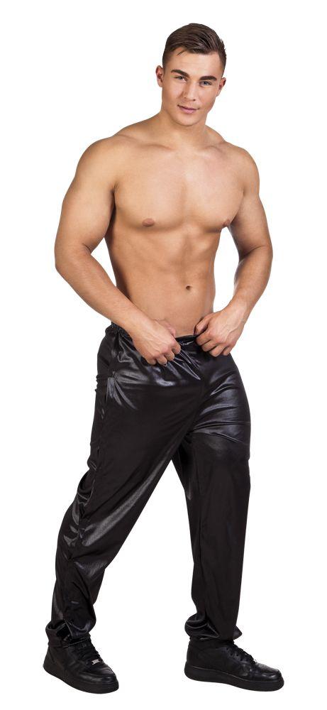 Stripparin housut. Housut ovat standardikokoiset ja sopivat hyvin normaalivartaloisille henkilöille. Oheistuotteista löydät asusteita, joilla täydennät naamiaisasusi.
