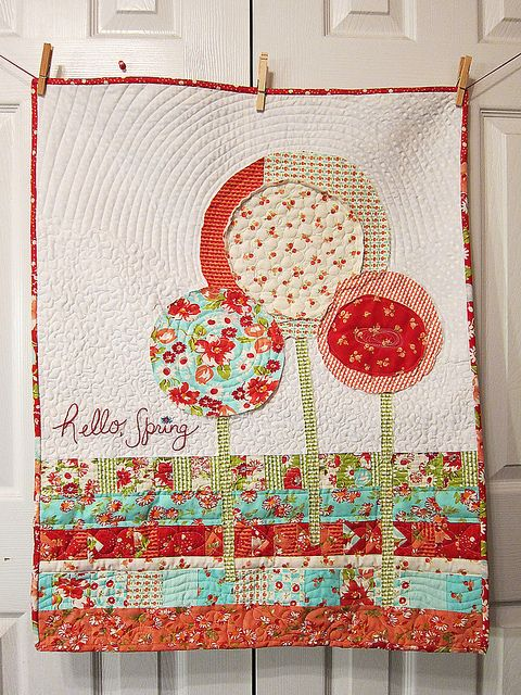 Tutorial Tuesday – A is for Applique (Raw Edge). How to, inspiration & free patterns | wow i like that