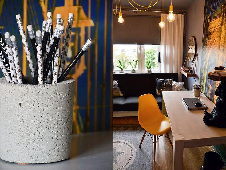 Pokój Olafa - before&after   Zoyka HOME blog wnętrzarski