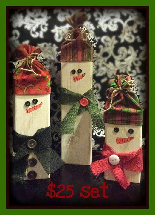 Snowman Crafts To Make