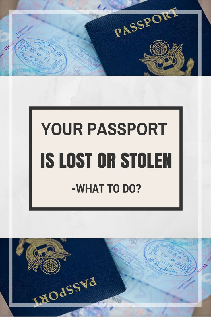 In case your passport is stolen in a foreign country, the need to act quickly becomes more and more important. That is why you need to report that loss as soon as possible to the US Consulate or Embassy nearest you. They will then assist you on getting a replacement passport. You need to know what you have to do next. There are crucial steps you need to take.