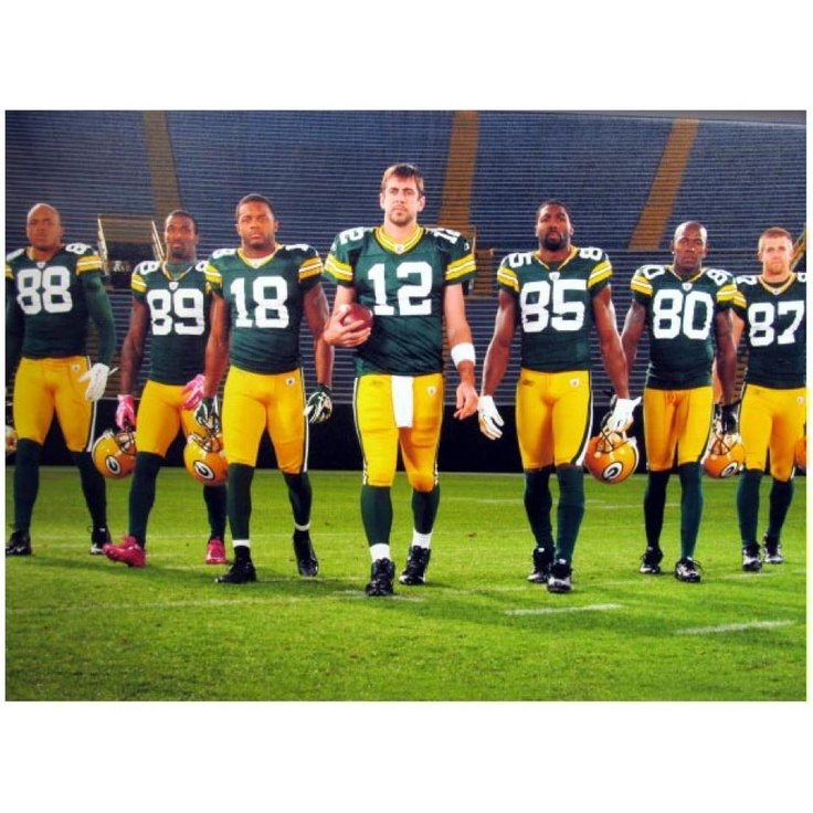 PACKERS, from Green Bay