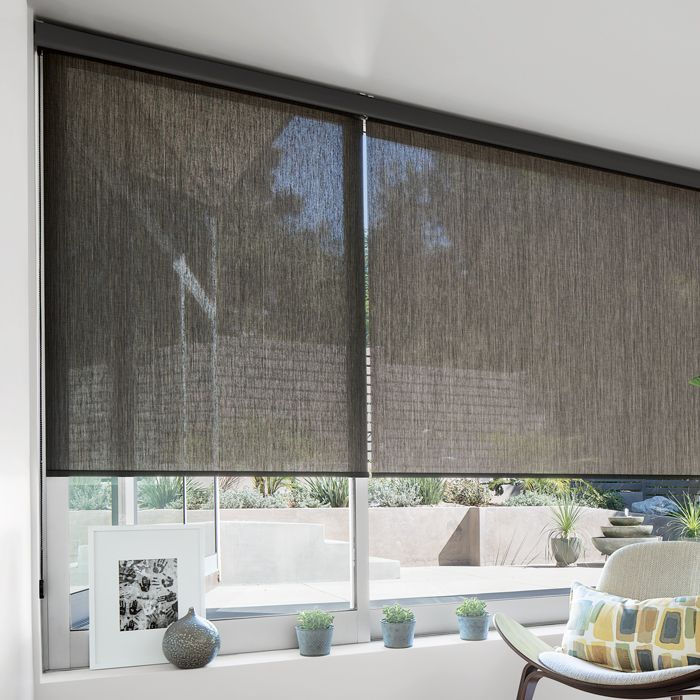 Roller Shades In 2020 Blinds For Windows Living Rooms Sliding Door Shades Sliding Door Window Treatments