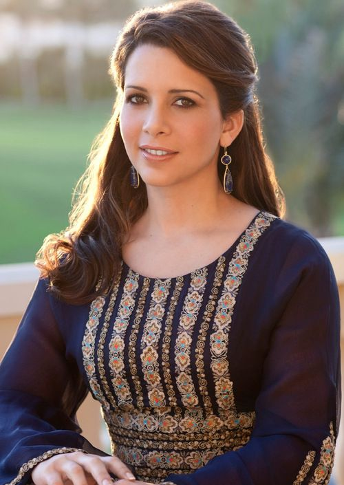 Princess Haya bint Al Hussein of Jordan