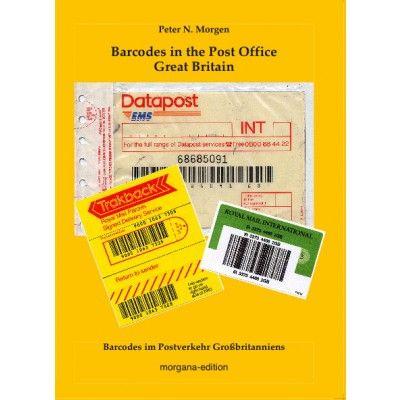 Peter n morgen barcodes im postverkehr gro britannien barcodes in the post office great - Great britain post office ...
