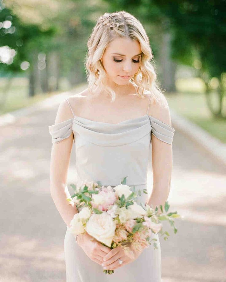 Wedding Hairstyle Bridesmaid: 225 Best Bridesmaid Dresses Images On Pinterest