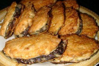 «Сеньор баклажан» или жареные вкусные баклажаны под мясом